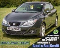 2011 SEAT IBIZA 1.4 SE COPA 3d 85 BHP £4995.00