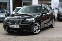 USED 2011 61 BMW X1 XDRIVE 23D M SPORT 2.0D 5DR STEP AUTO 4WD 204BHP FULL SERVICE HISTORY ** HUGE SPEC ** FINANCE & PX AVAILABLE **