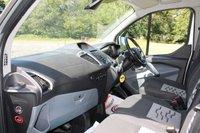 USED 2016 16 FORD TRANSIT CUSTOM 290 LIMITED LR P/V 2.2 270 LIMITED LR P/V 1d 124 BHP