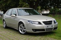 USED 2007 07 SAAB 9-5 2.3 HOT AERO AUTO [260 BHP] 4 DOOR SALOON