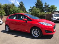 USED 2014 64 FORD FIESTA 1.5 TDCi ZETEC 5d LOW MILEAGE EXAMPLE WITH FULL SERVICE HISTORY NO DEPOSIT ECP/PCP/HP FINANCE ARRANGED, APPLY HERE NOW