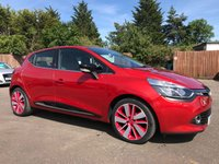 USED 2015 15 RENAULT CLIO 1.5 DCi DYNAMIQUE S MEDIANAV ENERGY S/S 5d WITH FULL RENAULT HISTORY NO DEPOSIT ECP/PCP/HP FINANCE ARRANGED, APPLY HERE NOW