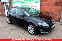 USED 2015 15 VOLKSWAGEN GOLF 2.0 GT TDI BLUEMOTION TECHNOLOGY 5d 148 BHP +ONE OWNER +LOW TAX +SAT NAV.