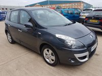 USED 2011 61 RENAULT SCENIC 1.5 DYNAMIQUE TOMTOM DCI FAP 5d 109 BHP
