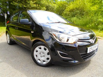 2012 HYUNDAI I20 1.2 CLASSIC 5d 84 BHP **LOW TAX**LOW INSURANCE**LOVELY CONDITION** £3995.00