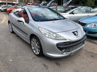 USED 2007 07 PEUGEOT 207 1.6 16v GT 2dr FULL LEATHER CLIMATE CONTROL SUPPLIED WITH A  NEW MOT