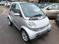 USED 2005 05 SMART FORTWO 0.7 City Passion 3dr GREAT VALUE AUTOMATIC, FULL LEATHER SEATS, SUPPLIED WITH A NEW MOT