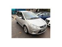 USED 2007 57 FORD C-MAX 1.6 16v Zetec 5dr GREAT VALUE FAMILY CAR AIR CONDITIONING AUX/IPOD PORT, SUPPLIED WITH A NEW MOT