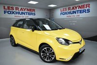 USED 2017 67 MG 3 1.5 3 STYLE LUX VTI-TECH 5d 106 BHP Cruise control, Bluetooth, DAB Radio, Park snesors