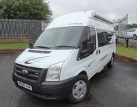 2008 FORD TRANSIT CAMPERVAN CONVERSION