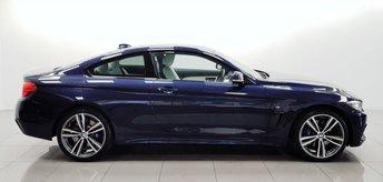2016 BMW 4 SERIES 2.0 420I XDRIVE M SPORT 2d AUTO 181 BHP £21950.00
