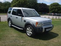 """USED 2005 55 LAND ROVER DISCOVERY 3 Auto 2.7TD V6 S Automatic Diesel 4x4 7 seat 19"""" alloys. Cold climate pack."""