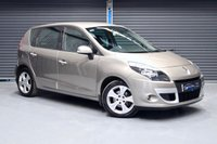 USED 2011 RENAULT SCENIC 1.5 DYNAMIQUE TOMTOM DCI 5d 110 BHP