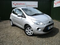 USED 2009 59 FORD KA 1.2 STYLE 3d 69 BHP