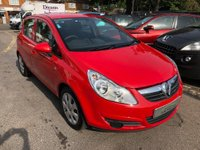 USED 2010 60 VAUXHALL CORSA 1.2 i 16v Exclusiv 5dr IDEAL FIRST CAR, LOW RUNNING COSTS,  AIR CONDITIONING, SUPPLIED WITH A  NEW MOT