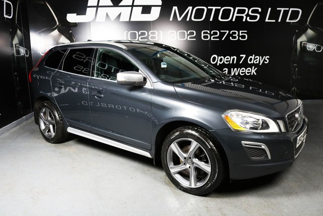 2013 VOLVO XC60 2.4 D5 R-DESIGN NAV AWD AUTO 212 BHP (FINANCE AND WARRANTY)