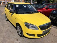 USED 2011 61 SKODA FABIA 1.2 12v S 5dr GREAT SPEC + MPG DRIVES WELL, SUPPLIED WITH A NEW MOT