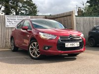 USED 2015 64 CITROEN DS4 2.0 HDI DSTYLE 5d 161 BHP FREE FAMILY DAY OUT WITH THIS CAR! CHOICE OF 5 DAYS OUT!