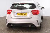 USED 2014 64 MERCEDES-BENZ A CLASS 2.1 A200 CDI AMG SPORT 5DR SAT NAV HALF LEATHER SEATS 1 OWNER 136 BHP FULL SERVICE HISTORY + HALF LEATHER SEATS + SATELLITE NAVIGATION + BLUETOOTH + CRUISE CONTROL + AIR CONDITIONING + MULTI FUNCTION WHEEL + RADIO/CD/USB + ELECTRIC WINDOWS + ELECTRIC MIRRORS + 18 INCH ALLOY WHEELS