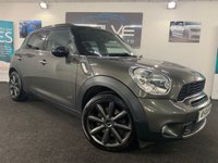 USED 2011 11 MINI COUNTRYMAN 1.6 COOPER S ALL4 5d 184 BHP HUGE SPEC, F/S/H, IMMACULATE!!
