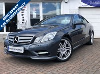 USED 2012 12 MERCEDES-BENZ E CLASS 2.1 E250 CDI BLUEEFFICIENCY S/S SPORT 2d AUTO 204 BHP SUPPLIED WITH 12 MONTHS MOT, LOVELY CAR TO DRIVE