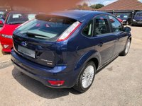 USED 2011 60 FORD FOCUS 1.6 TDCi DPF Titanium 5dr £30 ROAD TAX KEYLESS PUSH BUTTON START, SUPPLIED WITH A NEW MOT
