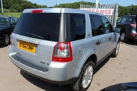 USED 2007 56 LAND ROVER FREELANDER 3.2 I6 HSE 5d AUTO 230 BHP