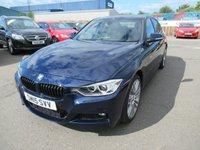 2015 BMW 3 SERIES 3.0 330D XDRIVE M SPORT 4d AUTO 255 BHP £17995.00
