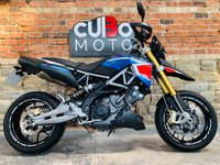 USED 2016 16 APRILIA DORSODURO 750 ABS  Techno Blue