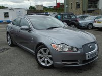USED 2010 10 JAGUAR XF 3.0 V6 LUXURY 4d AUTO 240 BHP NEW MOT+NEW SERVICE
