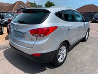 USED 2011 61 HYUNDAI IX35 1.7 CRDi 16v Premium Individual Pack 2WD 5dr GREAT SPEC + MPG DRIVES WELL, SUPPLIED WITH A NEW MOT