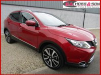 2015 NISSAN QASHQAI 1.6 DCI TEKNA 5dr 128 BHP **LOCAL LADY OWNER VEHICLE* £10995.00