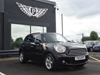 USED 2013 13 MINI COUNTRYMAN 1.6 COOPER 5d 122 BHP MOT AND SERVICE AND AA WARRANTY INCLUDED