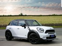 USED 2014 14 MINI COUNTRYMAN 1.6 COOPER S ALL4 5d AUTO 184 BHP Great Spec £5000 of Optional Extras! Only 9000 Miles!