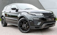 USED 2016 66 LAND ROVER RANGE ROVER EVOQUE 2.0 TD4 HSE DYNAMIC 5d AUTO 177 BHP *2017 MODEL/PAN ROOF/STEALTH*