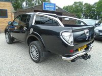 USED 2010 10 MITSUBISHI L200 2.5 DI-D Walkinshaw Performance Double Cab Pickup 4WD 4dr **Rare Model With No Vat**