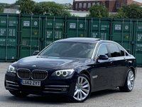 USED 2012 62 BMW 7 SERIES 3.0 730Ld SE (s/s) 4dr SunRoof/ProNav/4-ZoneClimate