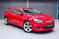 2013 VAUXHALL ASTRA 2.0 CDTI GTC SRI S/S 3d 162 BHP £5975.00