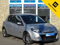 USED 2012 12 RENAULT CLIO 1.5 DCI DYNAMIQUE TOMTOM Turbo Diesel 5 Dr