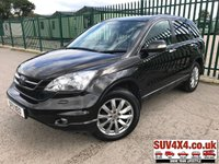 USED 2011 11 HONDA CR-V 2.2 I-DTEC EX 5d 148 BHP PAN ROOF SAT NAV LEATHER FSH 4WD. SATELLITE NAVIGATION. PANORAMIC SUNROOF. STUNNING BRONZE MET WITH FULL BLACK LEATHER TRIM. ELECTRIC HEATED SEATS. CRUISE CONTROL. 18 INCH ALLOYS. COLOUR CODED TRIMS. PRIVACY GLASS. REVERSING CAMERA. BLUETOOTH PREP. CLIMATE CONTROL. TRIP COMPUTER. R/CD/MP3 PLAYER. 6 SPEED MANUAL. MFSW. MOT 06/20. ONE PREV OWNER. FULL SERVICE HISTORY. SUV4X4 USED SUV CENTRE LS23 7FR. TEL 01937 849492. OPTION 2
