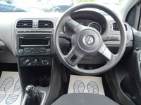 USED 2013 13 VOLKSWAGEN POLO 1.2 MATCH [39000 MILES] 5 Dr