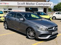 USED 2016 66 MERCEDES-BENZ A CLASS 2.1 A220 D AMG Line Automatic