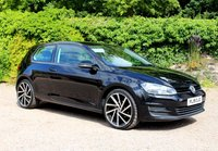 2015 VOLKSWAGEN GOLF 1.2 S TSI BLUEMOTION TECHNOLOGY 3d 84 BHP £5850.00