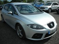USED 2006 56 SEAT LEON 2.0 FR TFSI 5d 198 BHP FSH - Cambelt changed