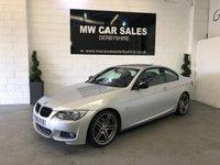 2011 BMW 3 SERIES 3.0 325D M SPORT 2d AUTO 202 BHP £11991.00