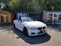 2015 BMW 4 SERIES 2.0 420D M SPORT 2d AUTO 181 BHP £16495.00