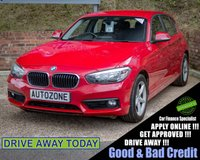 2015 BMW 1 SERIES 1.5 116D SE 5d AUTO 114 BHP £11495.00