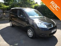 USED 2015 15 CITROEN BERLINGO 1.6 625 LX L1 HDI 1d 74 BHP Part Ex to clear - Minor Marks