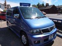 2014 MAZDA BONGO 2.5 B2500 5d AUTO £5995.00