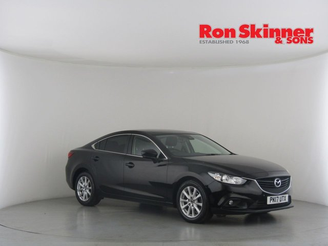 View our 2017 17 MAZDA 6 2.2 D SE-L NAV 4d 148 BHP